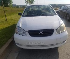 Toyota Corolla 2005 CE Silver | Cars for sale in Lagos State, Isolo