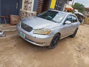 Toyota Corolla 2006 1.8 VVTL-i Compressor TS Silver   Cars for sale in Lagos State, Agege