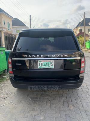 Land Rover Range Rover 2015 Black | Cars for sale in Lagos State, Lekki