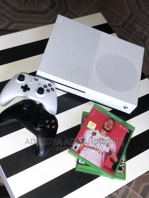 US Fairly Used XBOX ONE S 1TB With 2 Original Pads | Video Game Consoles for sale in Oyo State, Ibadan