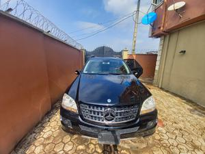 Mercedes-Benz M Class 2007 ML 350 4Matic Black | Cars for sale in Lagos State, Agege
