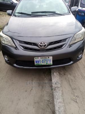 Toyota Corolla 2012 Gray | Cars for sale in Delta State, Warri