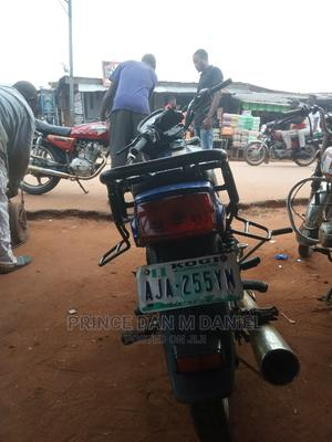 Haojue HJ125-20 2019 Blue | Motorcycles & Scooters for sale in Edo State, Ekpoma