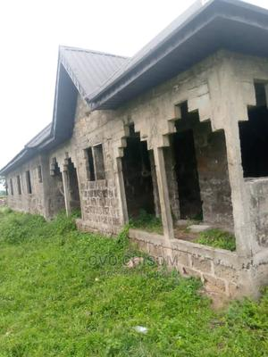 2 Bedroom, 2 Self Contain in a 100 by 50 Land. | Land & Plots For Sale for sale in Delta State, Sapele