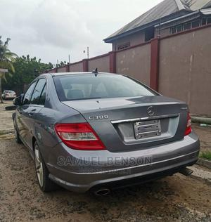 Mercedes-Benz C300 2008 Gray | Cars for sale in Lagos State, Isolo