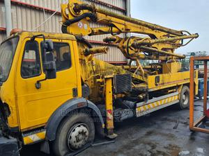 Putzmmeister Mobile Conrect Pump | Heavy Equipment for sale in Rivers State, Port-Harcourt
