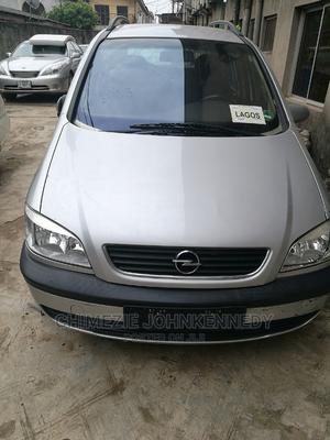 Opel Zafira 2003 Silver | Cars for sale in Lagos State, Ejigbo