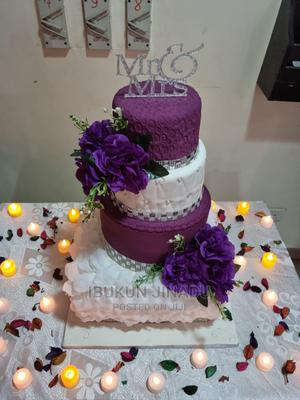 Wedding Cakes   Party, Catering & Event Services for sale in Lagos State, Egbe Idimu