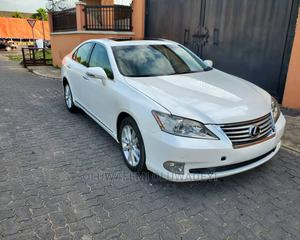 Lexus ES 2012 350 White | Cars for sale in Lagos State, Abule Egba