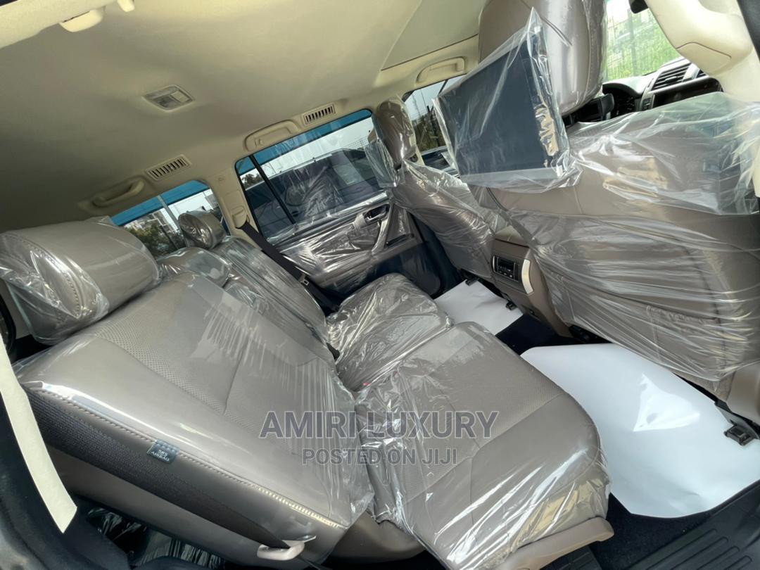 Archive: New Lexus GX 2020 Black