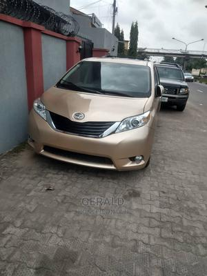 Toyota Sienna 2012 XLE 8 Passenger Gold | Cars for sale in Lagos State, Yaba