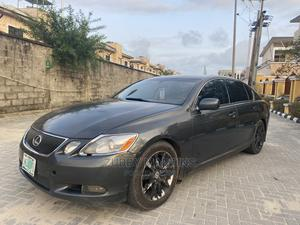 Lexus GS 2007 350 4WD Gray | Cars for sale in Lagos State, Lekki
