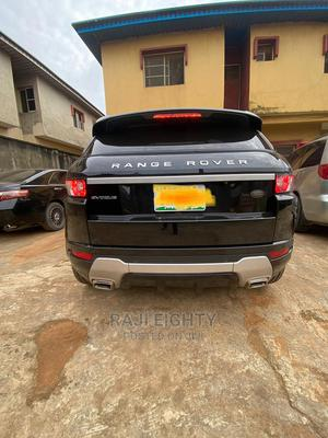 Land Rover Range Rover Evoque 2014 Black | Cars for sale in Lagos State, Ikeja