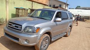 Toyota Sequoia 2004 Gray   Cars for sale in Lagos State, Isolo