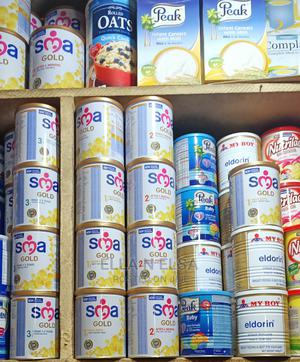 SMA Gold First Infant/Follow-On Toddler Milk | Baby & Child Care for sale in Lagos State, Ikeja