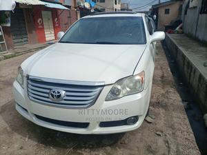 Toyota Avalon 2009 White | Cars for sale in Lagos State, Amuwo-Odofin