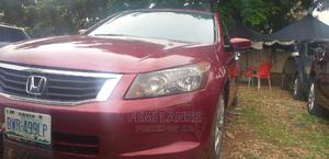 Honda Accord 2008 2.0i-Vtec Executive Red | Cars for sale in Abuja (FCT) State, Central Business District