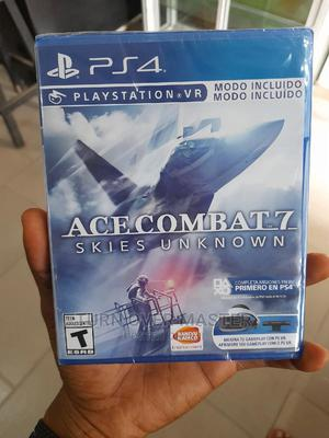 Ps4 Ace Combart 7:Skies Unknown   Video Games for sale in Lagos State, Ikeja