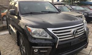 Lexus LX 2014 570 AWD Black   Cars for sale in Lagos State, Lekki