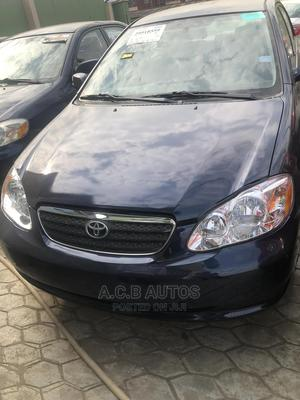 Toyota Corolla 2006 CE Blue | Cars for sale in Lagos State, Ogba