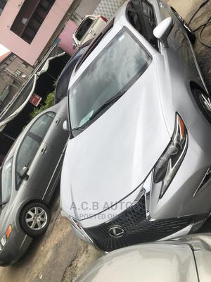 Lexus ES 2016 350 FWD Silver | Cars for sale in Lagos State, Ikeja