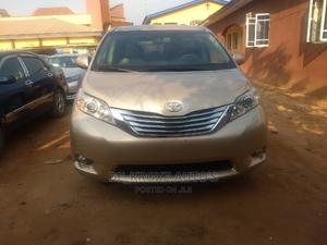 Toyota Sienna 2011 Limited 7 Passenger Gold   Cars for sale in Lagos State, Ikeja