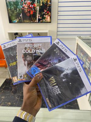 Latest Ps5 Game Disc Available   Video Games for sale in Abuja (FCT) State, Wuse
