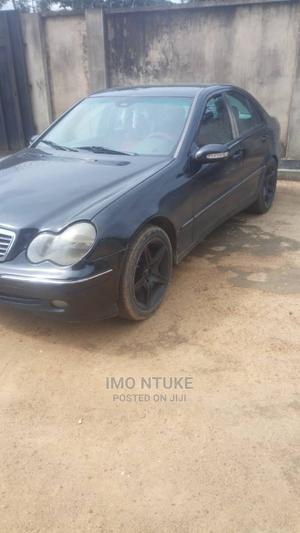 Mercedes-Benz C240 2003 Black | Cars for sale in Rivers State, Port-Harcourt