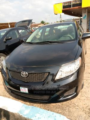 Toyota Corolla 2009 1.8 Exclusive Automatic Black   Cars for sale in Ondo State, Akure