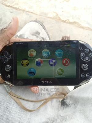 Ps Vita Slim With No Memory Card but Hacked for Sale | Video Game Consoles for sale in Lagos State, Agege