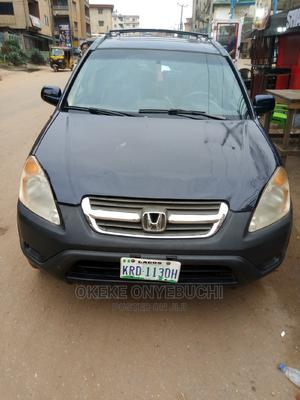 Honda CR-V 2003 Blue | Cars for sale in Anambra State, Onitsha