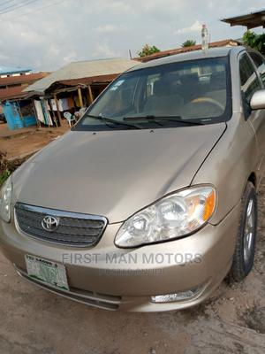 Toyota Corolla 2006 CE Gray | Cars for sale in Ondo State, Akure