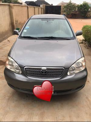 Toyota Corolla 2006 1.8 VVTL-i TS Silver   Cars for sale in Lagos State, Ikorodu