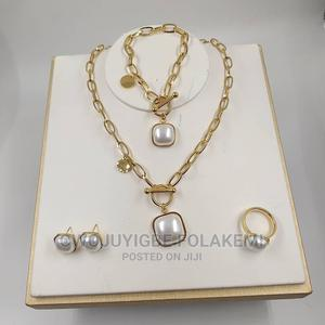 Pearl Necklace   Jewelry for sale in Lagos State, Ajah