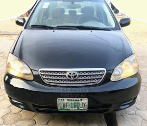 Toyota Corolla 2007 LE Black   Cars for sale in Lagos State, Gbagada