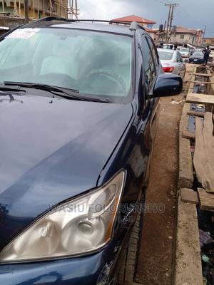 Lexus RX 2008 350 Blue | Cars for sale in Lagos State, Ifako-Ijaiye