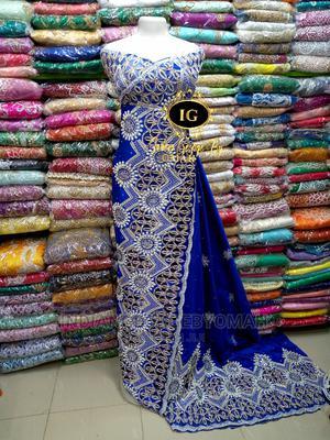 Original Indian George Fabrics and Isiagu Fabrics   Clothing for sale in Lagos State, Lagos Island (Eko)