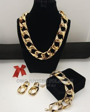 A Gold Jewelry Necklace | Jewelry for sale in Lagos State, Ajah
