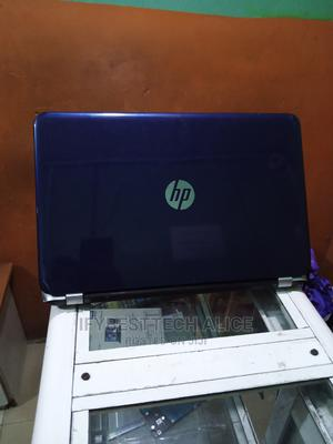 Laptop HP Pavilion 15 4GB Intel Core I5 HDD 320GB   Laptops & Computers for sale in Lagos State, Ikeja
