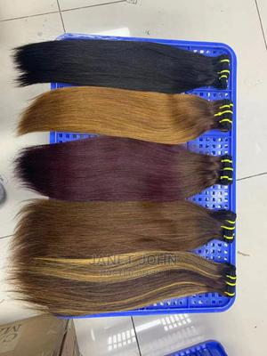 200g 16inches Fumi Bone Straight | Hair Beauty for sale in Rivers State, Port-Harcourt