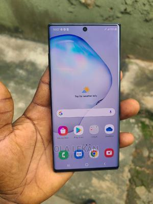New Samsung Galaxy Note 10 Plus 256 GB Silver | Mobile Phones for sale in Lagos State, Ikeja