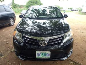 Toyota Avensis 2014 Black | Cars for sale in Abuja (FCT) State, Kubwa