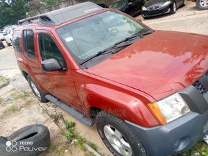 Nissan Xterra 2006 SE Red | Cars for sale in Lagos State, Amuwo-Odofin