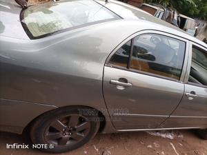 Toyota Corolla 2003 Sedan Automatic Gray | Cars for sale in Anambra State, Onitsha