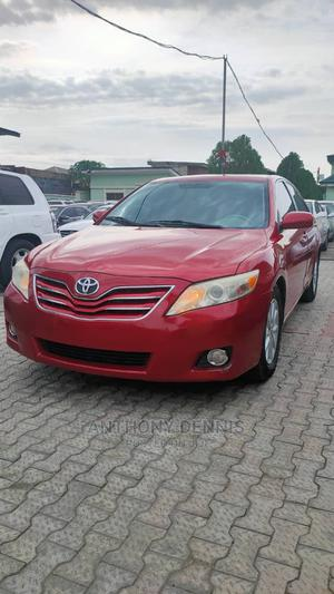 Toyota Camry 2010 Red   Cars for sale in Lagos State, Ilupeju