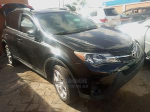 Toyota RAV4 2014 Black   Cars for sale in Lagos State, Ojo
