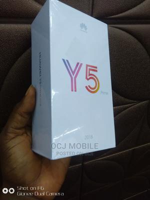 New Huawei Y5 Prime 2018 16 GB Black | Mobile Phones for sale in Lagos State, Ikeja