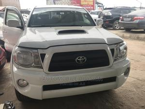Toyota Tacoma 2006 PreRunner Access Cab White | Cars for sale in Lagos State, Ikeja