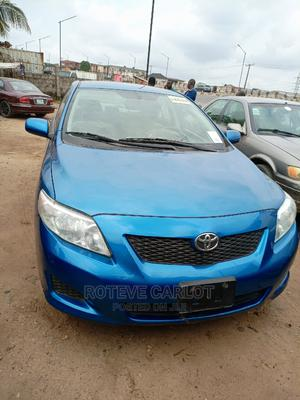 Toyota Corolla 2009 Blue | Cars for sale in Lagos State, Agege