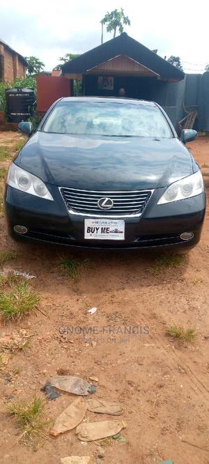 Lexus ES 2008 350 Black   Cars for sale in Edo State, Ekpoma